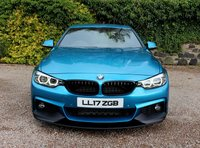 USED 2017 17 BMW 4 SERIES 2.0 420D M SPORT 2d 188 BHP