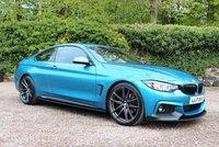 2017 BMW 4 SERIES 2.0 420D M SPORT 2d 188 BHP £22495.00