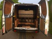 USED 2014 64 FORD TRANSIT CUSTOM 290 TDCI 125ps Trend * 6 Seat Crew Van *