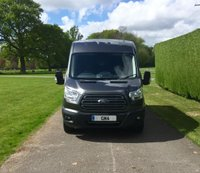 USED 2017 67 FORD TRANSIT T350 TDCI 170ps Limited L3 H2 Automatic * 7 Seat Crew Van * EUR 6
