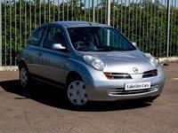2003 NISSAN MICRA 1.2 SE 3d AUTO 80 BHP £2975.00