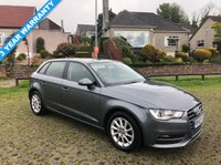 USED 2013 63 AUDI A3 1.6 TDI SE 5d 104 BHP 3 Year Warranty with Breakdown