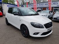 USED 2012 62 SKODA FABIA 1.4 VRS DSG 5d AUTO 180 BHP 0%  FINANCE AVAILABLE ON THIS CAR PLEASE CALL 01204 393 181