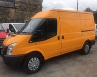 USED 2013 13 FORD TRANSIT 2.2 350 1d 124 BHP
