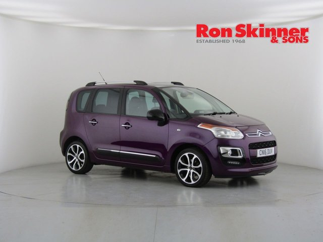 View our 2016 16 CITROEN C3 PICASSO 1.6 BLUEHDI PLATINUM PICASSO 5d 98 BHP