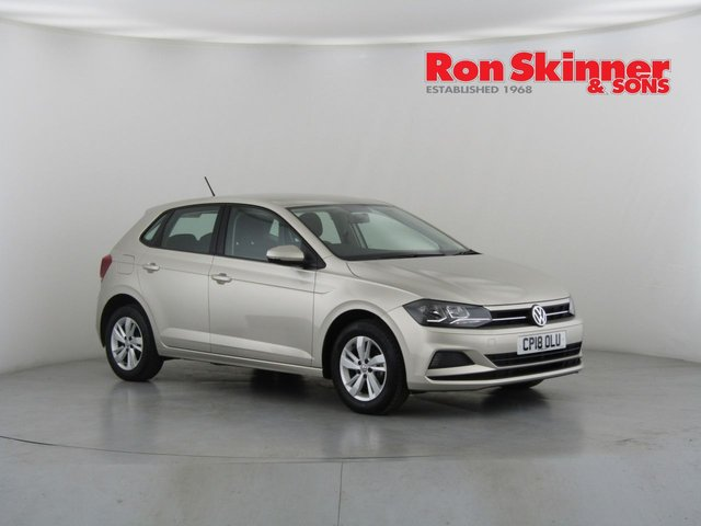View our 2018 18 VOLKSWAGEN POLO 1.0 SE TSI 5d 94 BHP