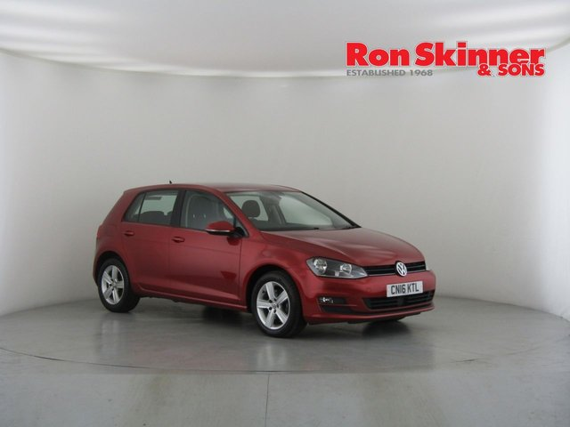 View our 2016 16 VOLKSWAGEN GOLF 1.6 MATCH EDITION TDI BMT 5d 109 BHP