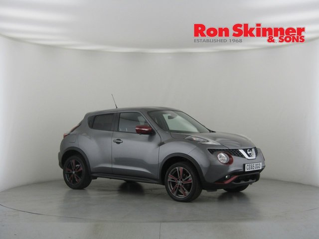 View our 2015 65 NISSAN JUKE 1.5 TEKNA DCI 5d 110 BHP