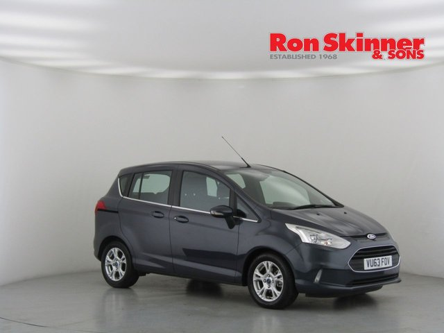 View our 2013 63 FORD B-MAX 1.4 ZETEC 5d 89 BHP