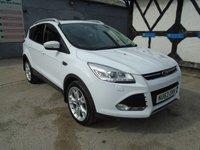 2013 FORD KUGA 2.0 TITANIUM X TDCI 5d 160 BHP £10784.00
