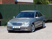 2004 MERCEDES-BENZ C CLASS 1.8 C200 KOMPRESSOR ELEGANCE SE 4d AUTO 163 BHP £2770.00