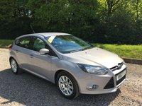 2011 FORD FOCUS 1.6 TITANIUM 5d AUTO 124 BHP £6275.00