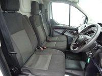 USED 2017 67 FORD TRANSIT CUSTOM 2.0 290 LR P/V 1d 104 BHP FORD TRANSIT CUSTOM EURO 6