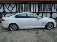 2012 JAGUAR XF 2.2 D SPORT 4d AUTO 200 BHP £10677.00
