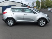 USED 2015 15 KIA SPORTAGE 2.0 CRDI KX-1 5d 134 BHP BALANCE OF MANUFACTURERS SEVEN YEAR WARRANTY