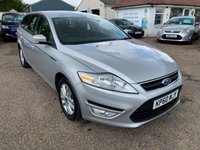 USED 2010 60 FORD MONDEO 2.0 ZETEC TDCI 5d 138 BHP FULL MAIN DEALER SERVICE HISTORY / VOICE COMMS