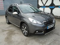 USED 2016 65 PEUGEOT 2008 1.6 BLUE HDI S/S ALLURE 5d 100 BHP