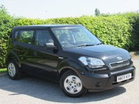USED 2009 09 KIA SOUL 1.6 1 5d  * COMPREHENSIVE SERVICE HISTORY * MOT TO APRIL 2020 *