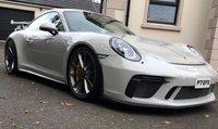 USED 2017 PORSCHE 911 4.0 GT3 CLUBSPORT 494 BHP