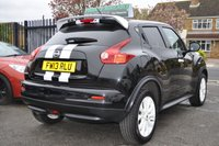 USED 2013 13 NISSAN JUKE 1.6 MINISTRY OF SOUND 5d 117 BHP