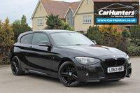 USED 2013 63 BMW 1 SERIES 1.6 116I M SPORT 3d 135 BHP