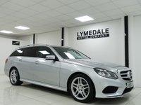 2013 MERCEDES-BENZ E CLASS 2.1 E250 CDI AMG SPORT 5d AUTO 202 BHP £12990.00