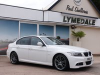 2010 BMW 3 SERIES 2.0 320D SPORT PLUS EDITION 4d 181 BHP £7150.00