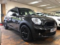 2015 MINI COUNTRYMAN 1.6 COOPER [CHILI PAN ROOF/ NAV] 5d 122 BHP