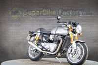 USED 2016 66 TRIUMPH THRUXTON 1200 R - ALL TYPES OF CREDIT ACCEPTED GOOD & BAD CREDIT ACCEPTED, OVER 600+ BIKES IN STOCK