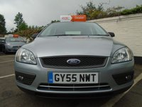 USED 2005 55 FORD FOCUS 1.6 SPORT 16V 5d 116 BHP GUARANTEED TO BEAT ANY 'WE BUY ANY CAR' VALUATION ON YOUR PART EXCHANGE