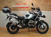 2015 BMW R1200GS ADVENTURE 1200CC ADVENTURE BIKE, ONE OWNER FROM NEW £9995.00