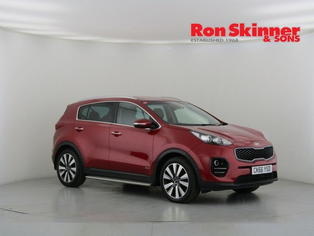 View our 2016 66 KIA SPORTAGE 2.0 CRDI KX-3 5d 134 BHP