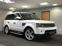 USED 2011 11 LAND ROVER RANGE ROVER SPORT 3.0 TDV6 HSE 5d AUTO 245 BHP+++HUGE SPEC+++
