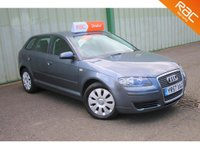 USED 2007 57 AUDI A3 2.0 TDI 5d 138 BHP FINANCE AVAILABLE