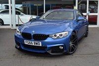 2016 BMW 4 SERIES 2.0 420I M SPORT 2d AUTO 181 BHP £19990.00