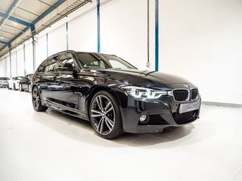 2016 BMW 3 SERIES 3.0 335D XDRIVE M SPORT TOURING 5d AUTO 308 BHP £19985.00
