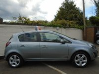 USED 2013 62 VAUXHALL CORSA 1.4 SXI AC 5d 98 BHP GUARANTEED TO BEAT ANY 'WE BUY ANY CAR' VALUATION ON YOUR PART EXCHANGE