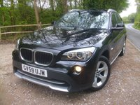 USED 2010 59 BMW X1 2.0 XDRIVE20D SE 5d 174 BHP