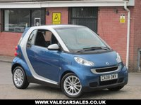 USED 2008 08 SMART FORTWO 1.0 PASSION AUTO (ONE OWNER) 2dr ONE OWNER FROM NEW + AUTOMATIC