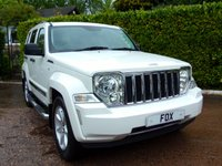 USED 2010 10 JEEP CHEROKEE 2.8 LIMITED 5d 175 BHP