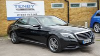 2014 MERCEDES-BENZ S CLASS 3.5 S400 HYBRID L SE LINE EXECUTIVE 4d AUTO 306 BHP £25984.00