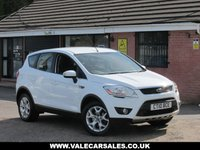 USED 2010 10 FORD KUGA 2.0 TDCI ZETEC 2WD 5dr GREAT SPEC FINISHED IN THE BEST COLOUR