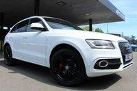 2015 AUDI Q5 2.0 TDI QUATTRO S LINE PLUS 5d AUTO 175 BHP £21500.00