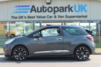 USED 2014 14 CITROEN DS3 CABRIO 1.6 DSTYLE PLUS 3d 120 BHP LOW DEPOSIT OR NO DEPOSIT FINANCE AVAILABLE