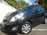 USED 2011 61 CHEVROLET SPARK 1.2 LS PLUS 5d 80 BHP GUARANTEED TO BEAT ANY 'WE BUY ANY CAR' VALUATION ON YOUR PART EXCHANGE