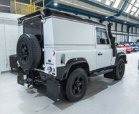 USED 2015 15 LAND ROVER DEFENDER 90 2.2 TD HARD TOP 2d 122 BHP - CUSTOMISED NO VAT PART EXCHANGE FINANCE AND WARRANTY