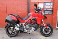 2015 DUCATI MULTISTRADA 1200 *FSH, 3mth Warranty, 12mth Mot, Finance Available* £8990.00