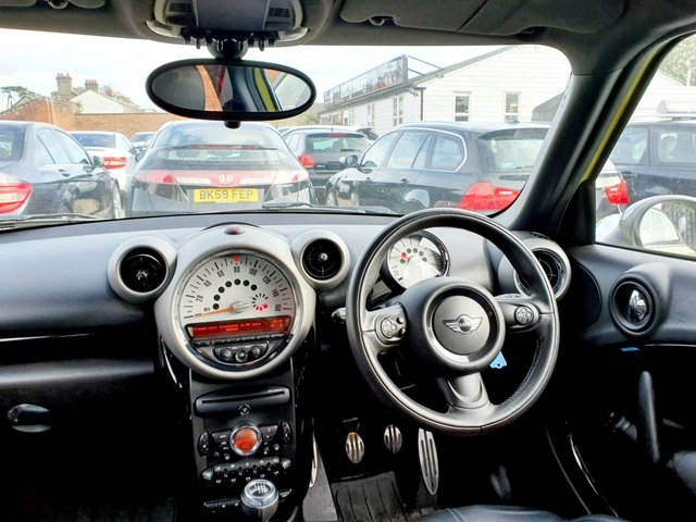 MINI COUNTRYMAN at Kiteley Motors