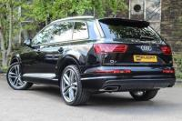 "USED 2015 65 AUDI Q7 3.0 TDI QUATTRO S LINE 5d AUTO 269 BHP 22"" ALLOYS