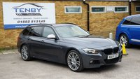 USED 2014 14 BMW 3 SERIES 3.0L 335D XDRIVE M SPORT TOURING 5d AUTO 309 BHP